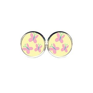 Fluttershy Cutie Mark Earrings